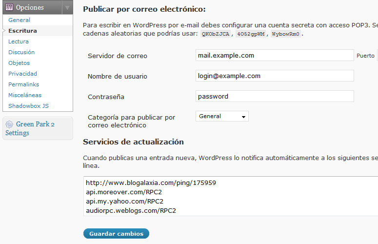 hacer-ping-wordpress