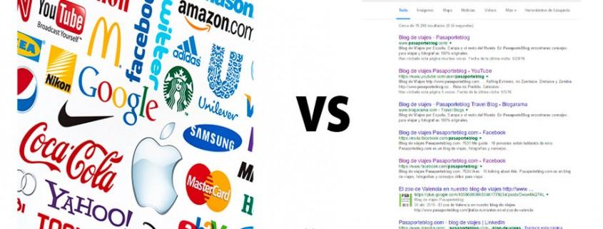 eleccion de dominio marca versus seo posicionamiento en buscadores marketing online valencia
