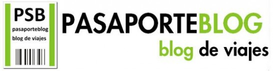 marca blog de viajes logotipo pasaporteblog