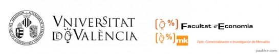 UNIVERSIDAD DE VALENCIA FACULTAD DE ECONOMIA LOGO