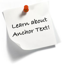 achor text