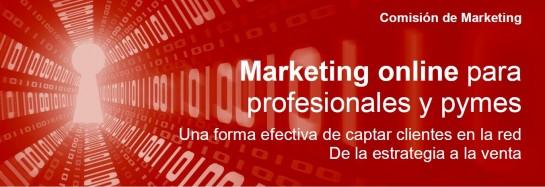 marketing online para profesionales y economistas valencia COEV